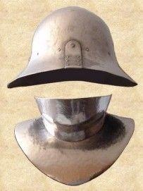 Moyen Age - armement et équipement - La salade -