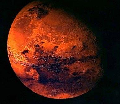 Astronomie - Les planètes - Mars -