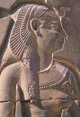Histoire - Antiquité - Egypte ancienne - Cléopâtre -