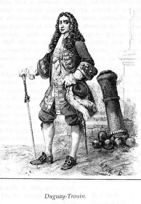Flibustiers, boucaniers... - René Duguay-Trouin -