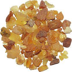 Les roches - L'ambre -