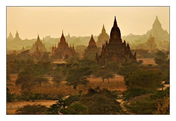 Voyage - La Birmanie -