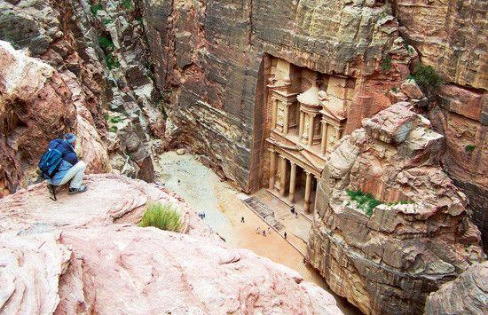 Patrimoine culturel immatériel de l'humanité-Petra et Wadi