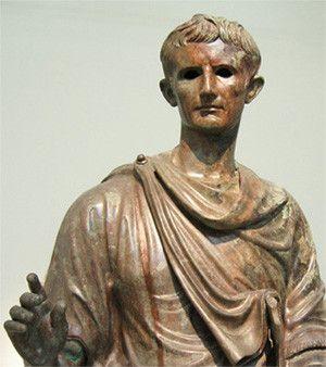 Biographies historiques - Le temps des prophètes - Auguste -