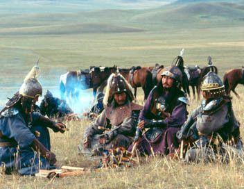 Peuples du monde - les Mongols -