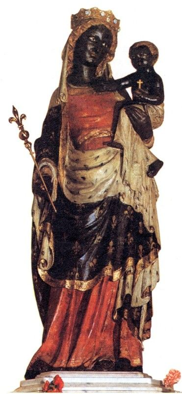 Religion-sectes-sociétés secrètes - Vierges noires -