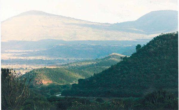 La Terre et son histoire - Rift Valley - 2 -
