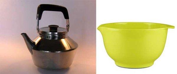 Années 50 - Bols, ouvre boites et autres mixers