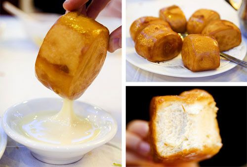 Histoire du Pain - Les pains Chinois - Le Mantou-