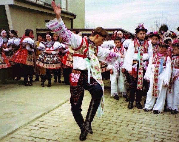 Patrimoine culturel immatériel de l'humanité-Slovácko...