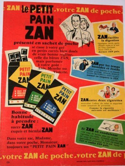 Pub et images - Zan -