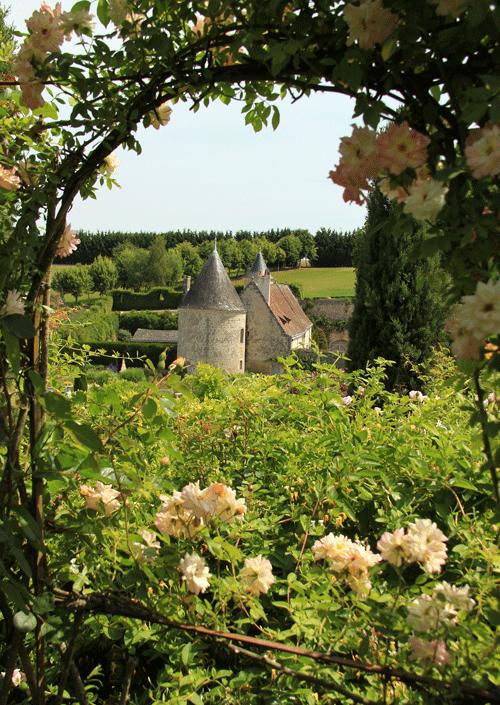 Parcs et jardins - La Chatonnière -