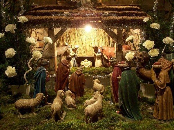 Fêtes et traditions - Noël - La Crèche de Noël -