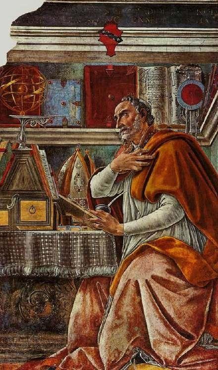 Biographies historiques - Augustin -