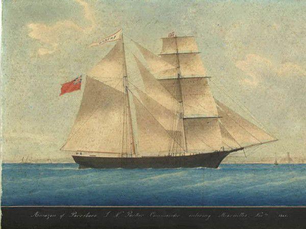 Phénomènes inexpliqués - La Mary Celeste