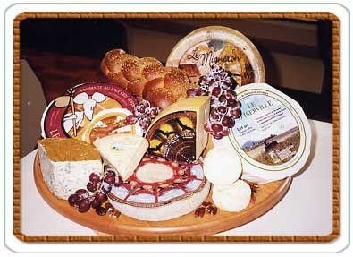 Fromages - de lait de chèvre ou de brebis -