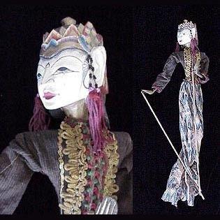 Patrimoine culturel immatériel de l'humanité- théâtre Wayang