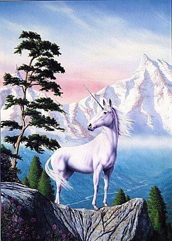 Religion - Créatures mythiques - La Licorne -
