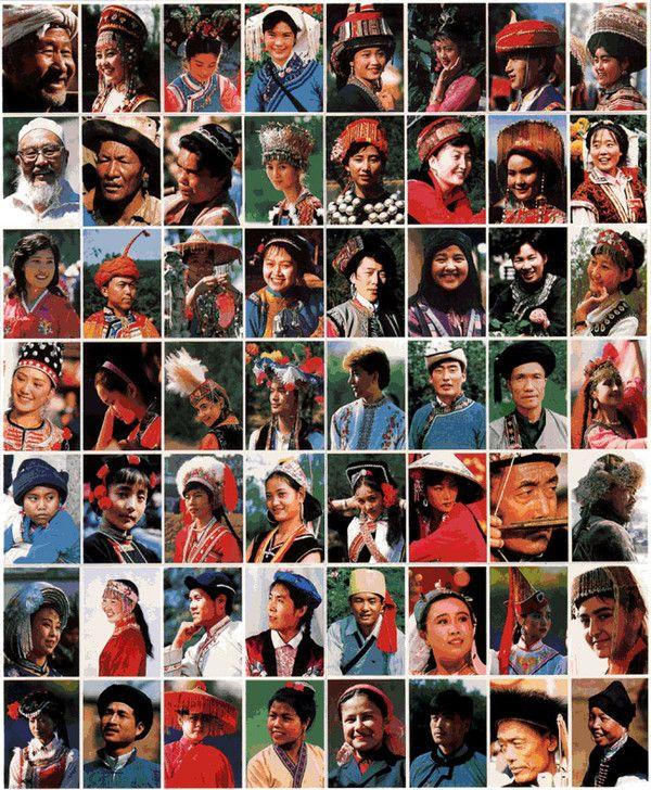 Peuples du monde  - Ethnies -