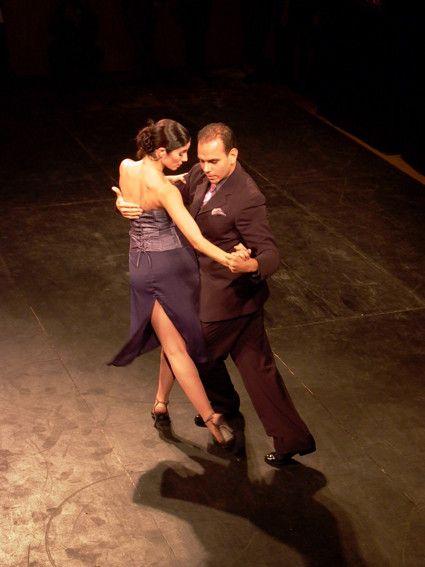 Danses d'ici... - Le tango - De Buenos Aires à Paris