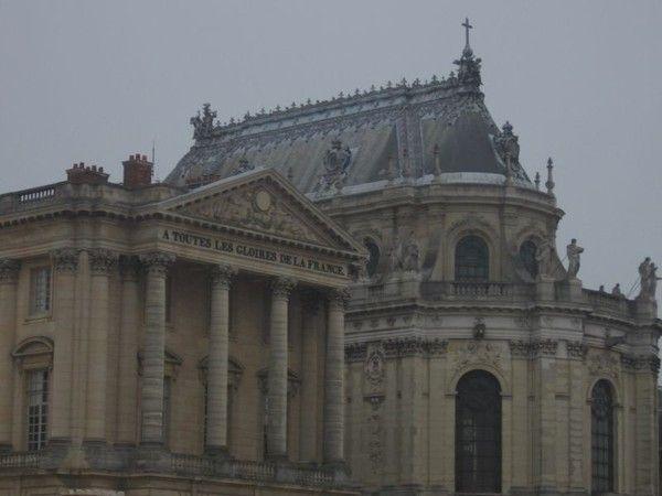 Chateau de Versailles - Chapelle Royale -