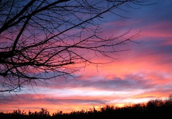 Astronomie - Rayons du soleil,couleur du ciel -