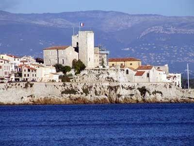 Région - PACA - La Cote d'Azur - (2)