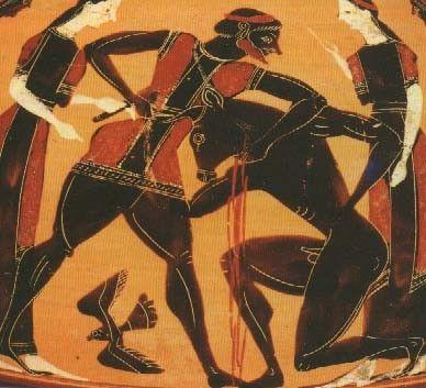 Religion - Créatures mythiques - Le Minotaure -