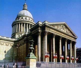Monuments - Paris - Le Panthéon - 1-