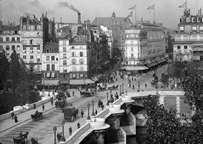 Paris autrefois - La Samaritaine -
