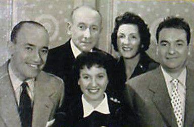 Années 50 - La famille Duraton -