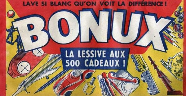 La saga des marques - Bonux -