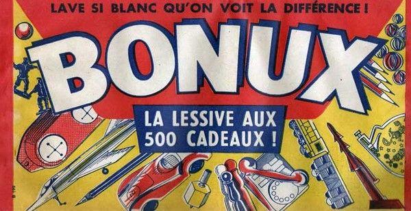 La saga des marques - Bonux -