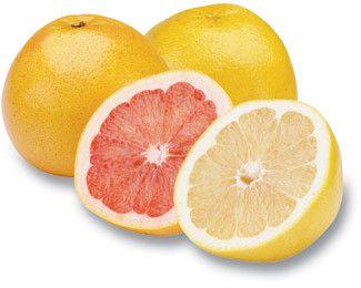 Les fruits - Le Pamplemousse -