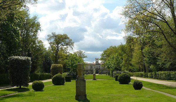 Parcs et jardins - La Garenne Lemot - Histoire -