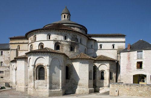 Monuments - Abbaye Sainte Marie de Souillac -