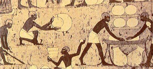 Alimentation et gastronomie - En Egypte antique -