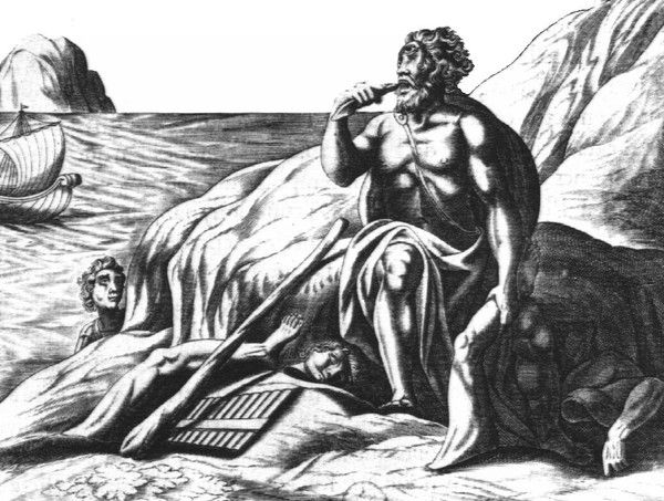 Religion - créatures mythiques - Les Cyclopes -