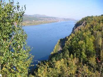 Fleuves et rivières - le Ienissei -