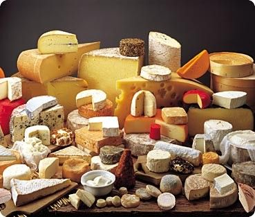 Fromages - Petite histoire -