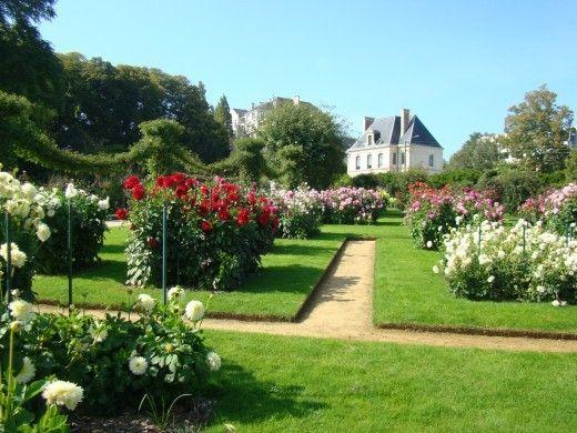 Parcs et jardins parc du thabor am nagement 1 un for Amenagement parc et jardin