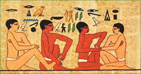 Egypte - La médecine -