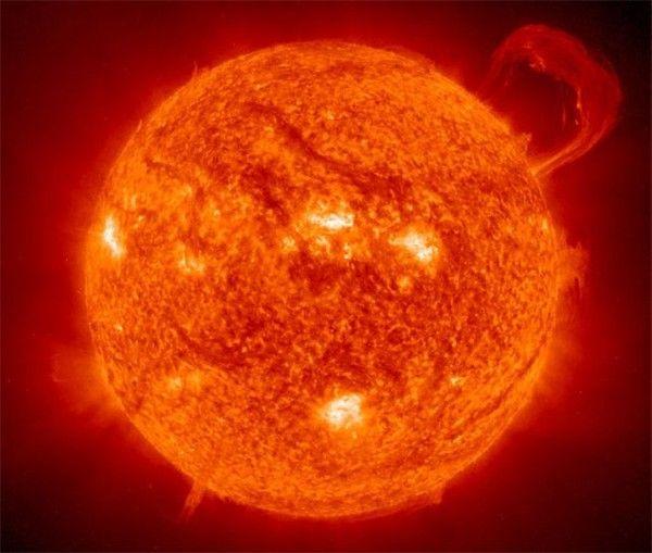 Climat et réchauffement climatique - activité solaire