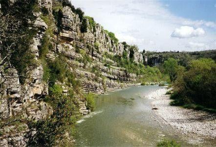 Parcs, réserves... - Réserve des gorges de l'Ardèche -suite-