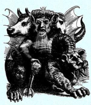 Anges et Démons - Asmodée -