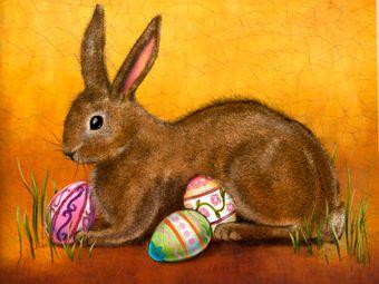Pâques : quelques traditions du monde