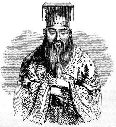Biographies historiques - Confucius -