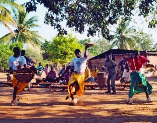 Patrimoine culturel immatériel de l'humanité - Chopi Timbila
