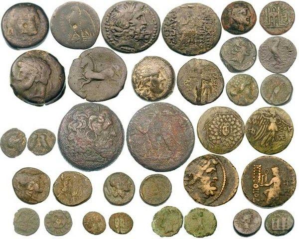 Inventions et découvertes - La Monnaie -