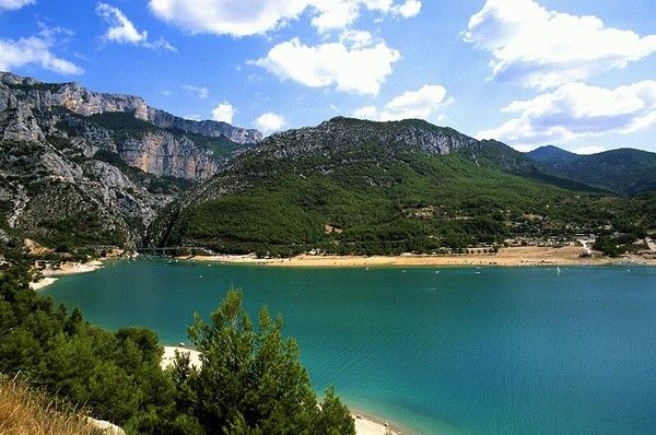 Région - PACA - La Cote d'Azur - (1)